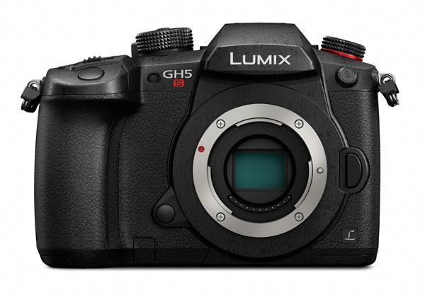 Lumix GH5S, la cámara de los amantes del vídeo