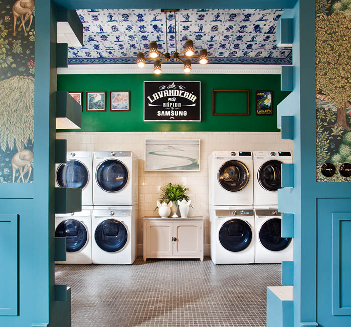 Las lavadoras Samsung QuickDrive, llegan a España