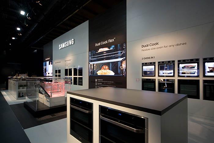 Horno Dual Cook Flex de Samsung