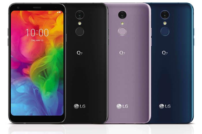 LGQ7 ya a la venta en España.