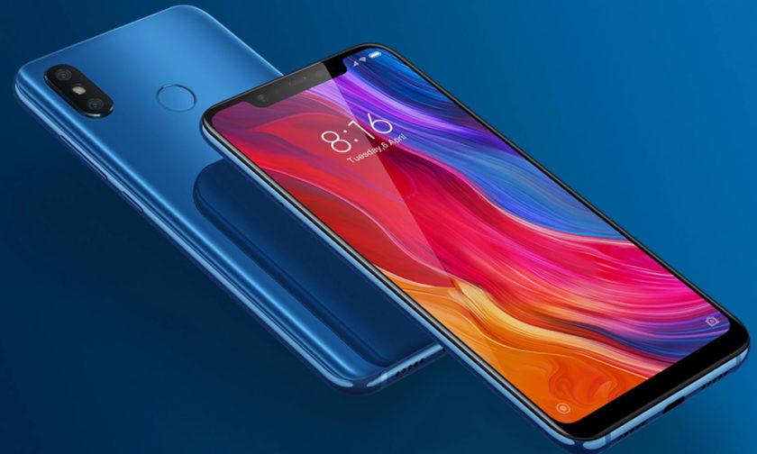 Xiaomi Mi 8 llega a España