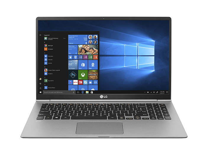 Ordenador portátil LG Gram, nuevo modelo con mejoras