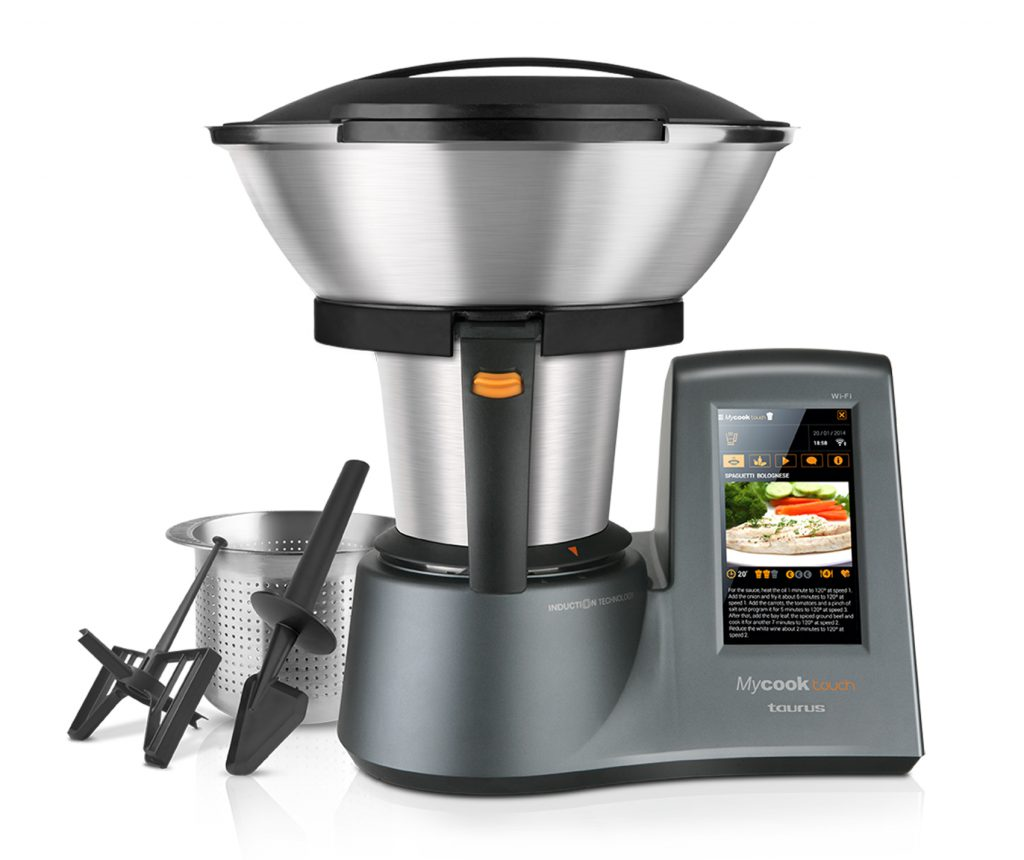 Ventajas de usar un robot de cocina