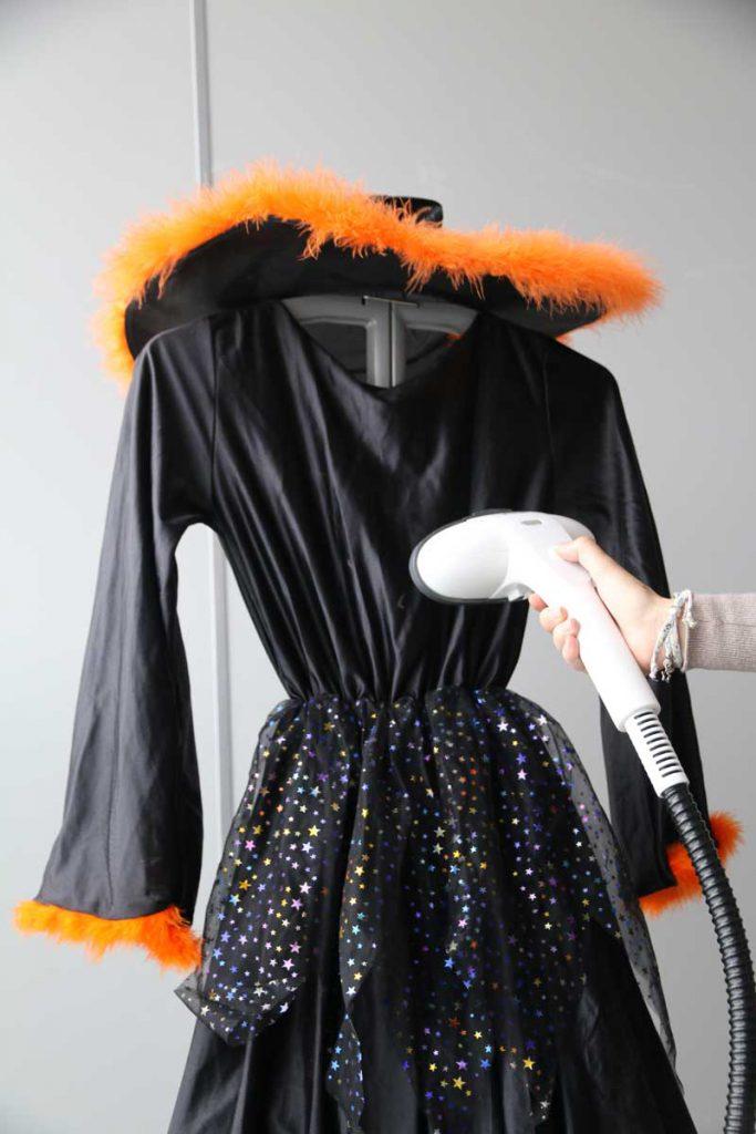 Cómo planchar los disfraces de Halloween
