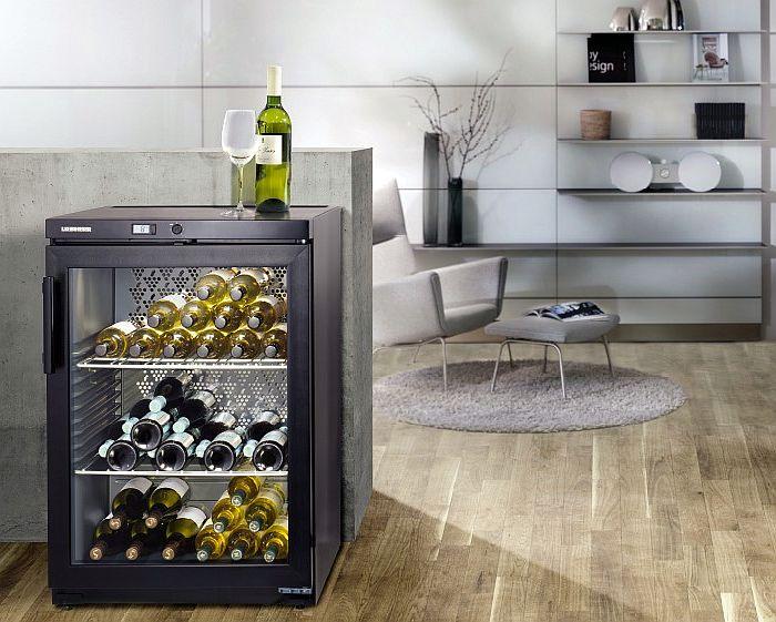 Descubre las nuevas vinotecas de Liebherr