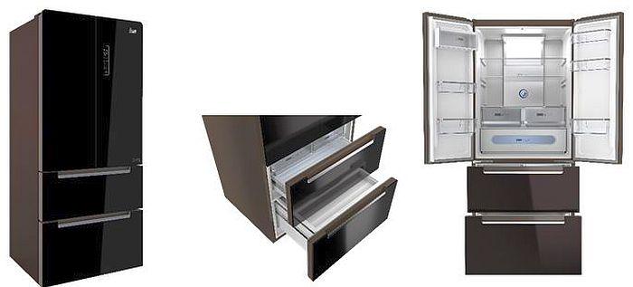 Nuevo frigorífico French Door Gourmet, de Teka