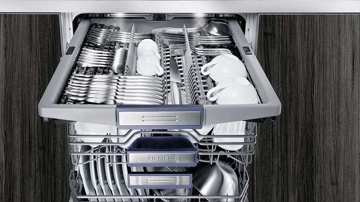 Ordena tu lavavajillas para un obtener un buen resultado