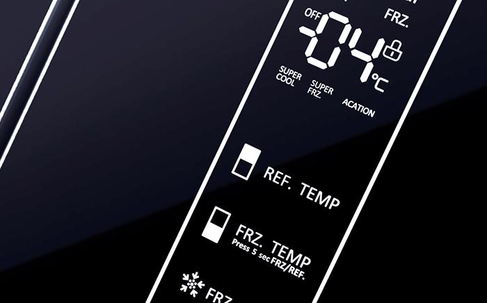 Cómo regular la temperatura de tu frigorífico