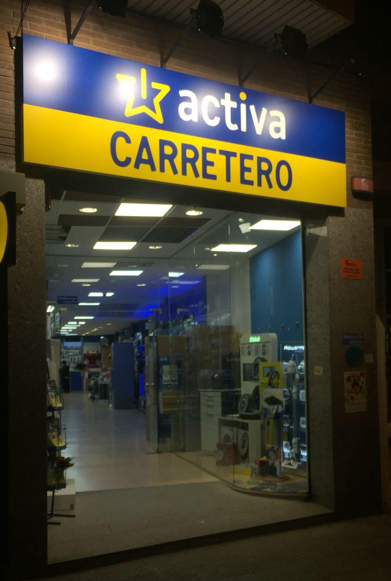 ACTIVA ELECTRODOMÈSTICS CARRETERO (MONTACADA I REIXACH)